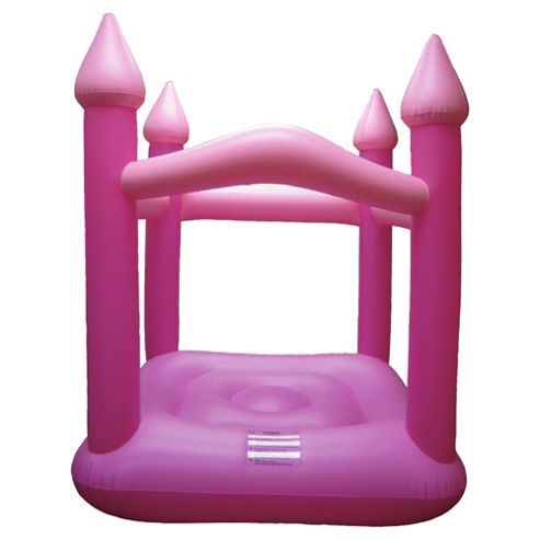 Tesco Bouncy Castle, Pink