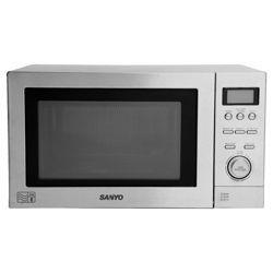 Sanyo EM-SL40S 23L Full Stainless Steel Touch Microwave