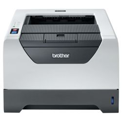 Brother HL-5340D Mono B/W Laser Printer
