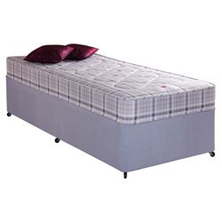 Airsprung Melbourne Sprung Single Non Storage Divan Bed