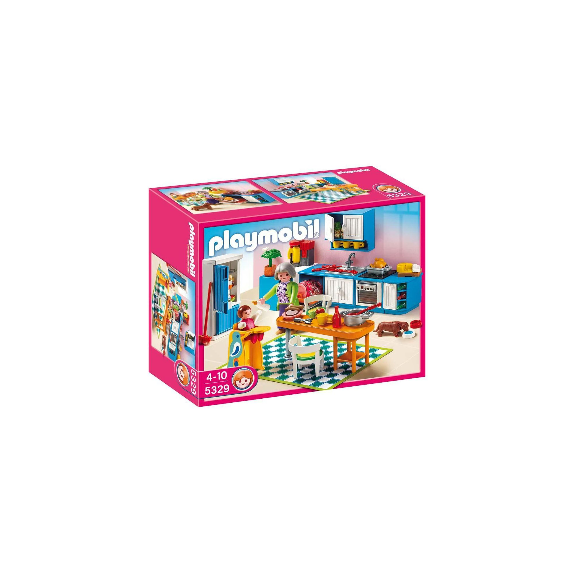Myshop for Playmobil cuisine 5329