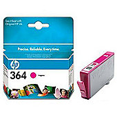 HP 364 Magenta Original Ink Cartridge