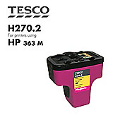 Tesco HP363 Magenta Printer Ink Cartridge (for HP 363 Magenta )