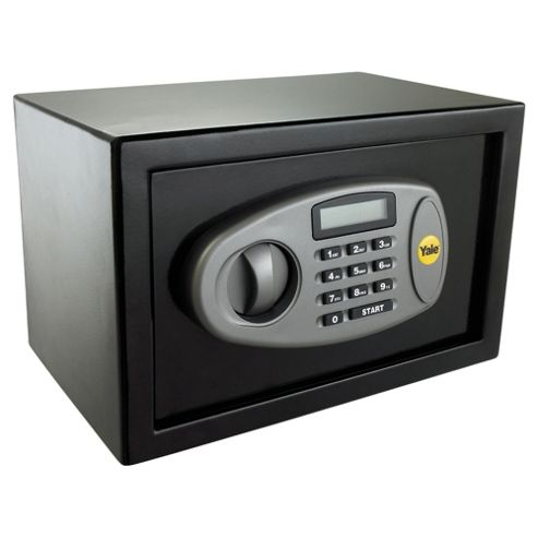 Yale 20cm Electronic Safe