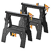 "Keter 28"" Vice Horse 2 Pack"
