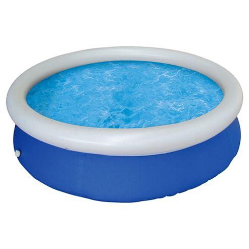 Buy tesco quick up pool from our pools paddling pools for Quick up pool oval