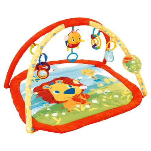 Bright Starts Lion in the Park Baby Activity Play Gym