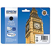 Epson T7031 Black Standard Ink Cartridge For Epson WorkForce Pro 4000 Series