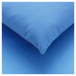 Tesco fitted sheet  - Sea Blue