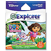 Leapfrog LeapsterLeapPad Explorer Dora the Explorer Game