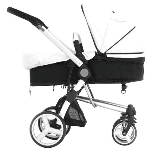 Petite Star Kurvi Match Oyster Pushchair