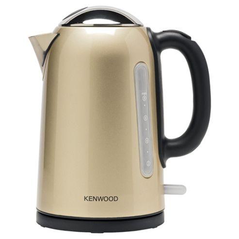 Kenwood SJM104 1.6L Jug Kettle - Mettalic Latte