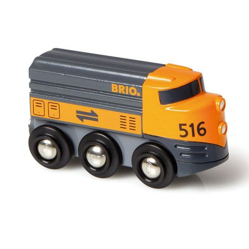 Brio Classic Freight Diesel Engine, wooden toy