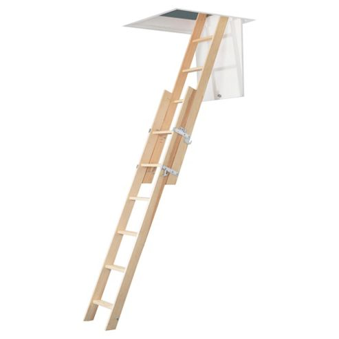 ABRU Timber sliding loft ladder