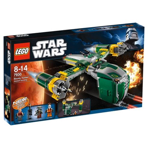 LEGO Star Wars Bountyhunter Gunship 7930