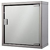 Tesco Mirrored Small Cabinet