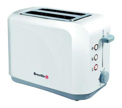 Breville VTT222 2 Slice Toaster - White