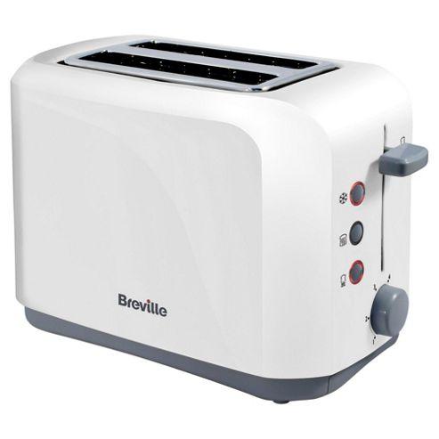 buy breville vtt222 2 slice toaster white from our. Black Bedroom Furniture Sets. Home Design Ideas