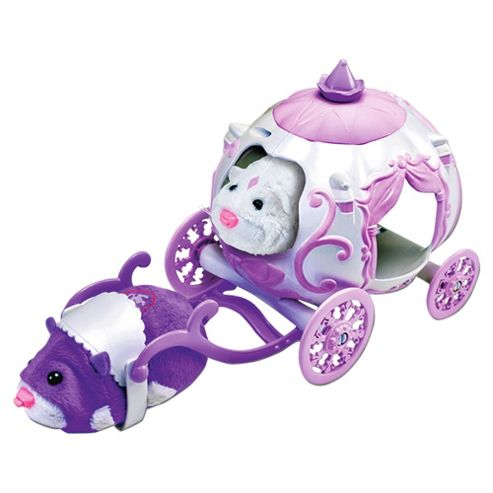 Zhu Zhu Princess Carriage