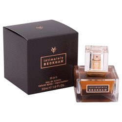 David Beckham Intimately Homme EDT Spray 30ml