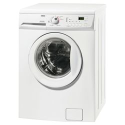 Zanussi ZWJ14591W Washing Machine, 8kg Wash Load, 1400 RPM Spin, A Energy Rating. White