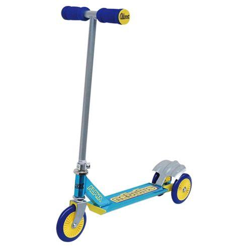 Ozbozz Alpha Nebulus 3-Wheel Scooter, Blue