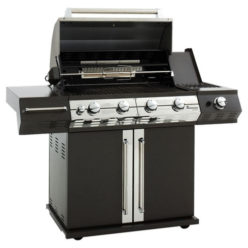 Landmann Avalon 4 Burner Gas BBQ with Rotissere 12794