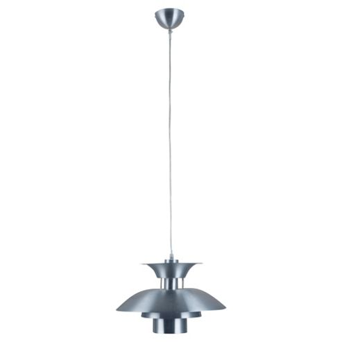 Tesco Lighting Valhalla Metal Pendant Ceiling Fitting