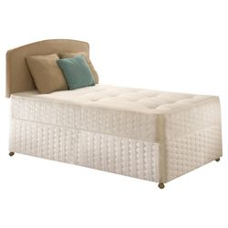 Sealy Posturepedic Ortho Elite Single Non Storage Divan Bed