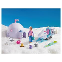 Animal Hospital Polar Snow Rescue Exclusive