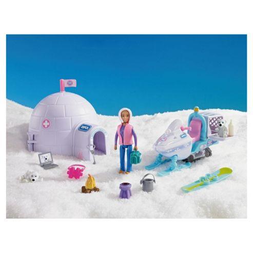 Animal Hospital Polar Snow Rescue Exclusive