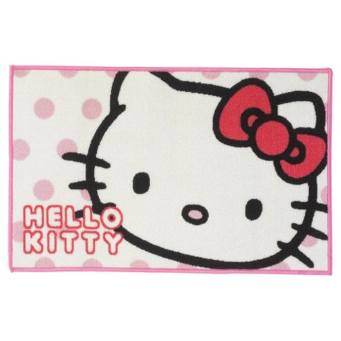 Hello Kitty Candy Spot Rug