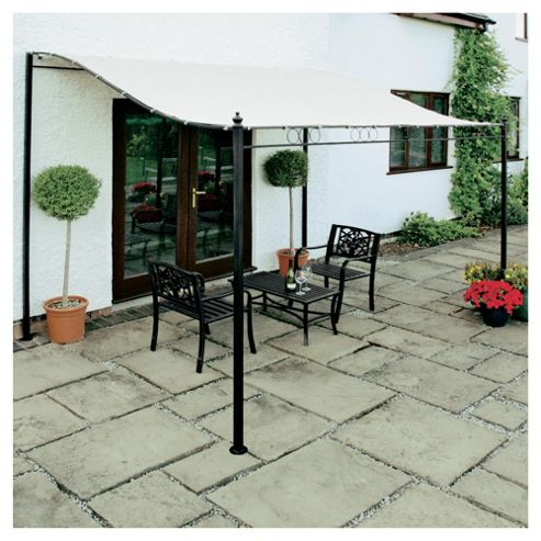 2.5m Wall Mounted Canopy