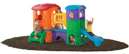 Step2 Clubhouse Climber Play Centre, Bright