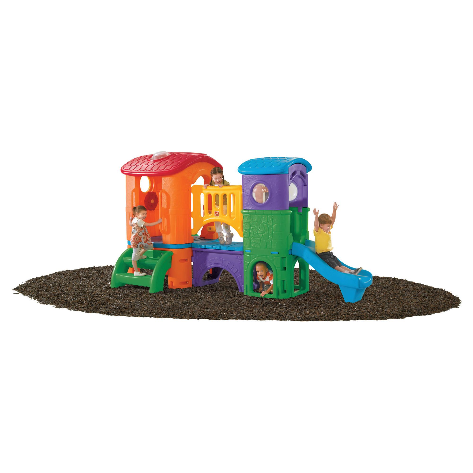 Step2 Clubhouse Climber Bright at Tesco Direct