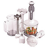 Kenwood HB724 700W 0.75L - Hand Blender White & Grey