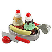 Wooden Slice and Scoop Sundae Set - Melissa & Doug