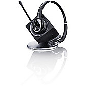 Sennheiser DW Pro 2 Wireless DECT 50 mm Stereo Headset - Over-the-head - Ear-cup