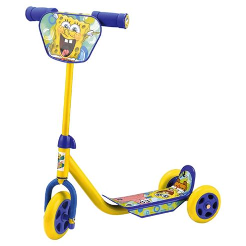 SpongeBob SquarePants 3-Wheel Scooter
