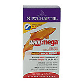 Wholemega 1000mg, 120