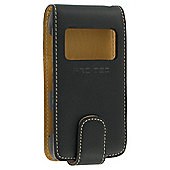 Executive Nokia N8 Flip Case Black