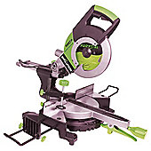 Evolution FURY3-XL Multipurpose Sliding Mitre Saw (Green)