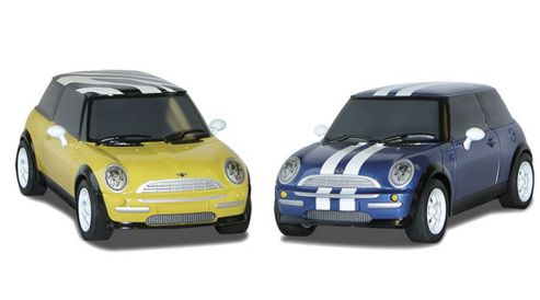Scalextric Bmw Mini Cooper Twin Pack