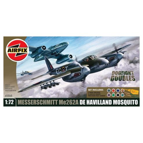 Airfix Dogfight Double Mosqito & Me262 Gift Set