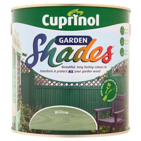 Cuprinol Garden Shades, 2.5L, Willow