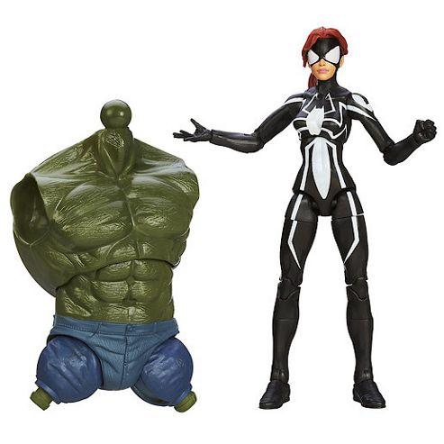 Spider-Man Legends - 15cm Spider-Girl Figure