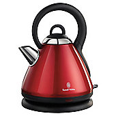 Russell Hobbs 18257 Heritage Farmhouse Kettle Red