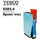 Tesco T0485 Light Cyan Printer Ink Cartridge (for Epson T 0485 Light Cyan )