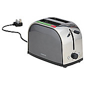 Kenwood TTM105 Graphite Metallic 2 Slice toaster