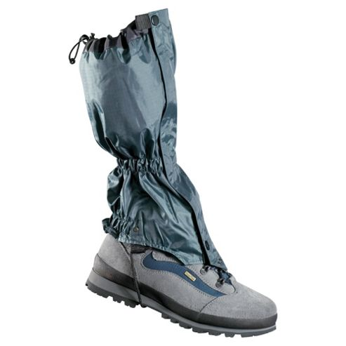 Gelert Crag RS Unisex Waterproof Walking Hiking Gaiters, Olive
